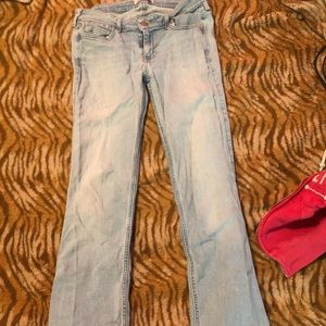 Pants - Hollister boot cut jeans